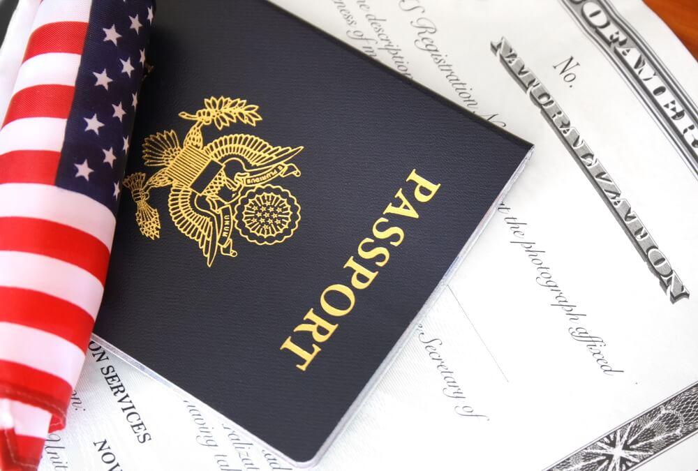 Паспорт США