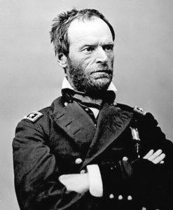 Генерал Вильям Текумсе Шерман