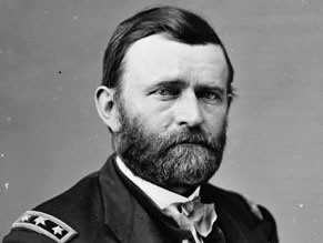 Генерал Грант Улисс Симпсон