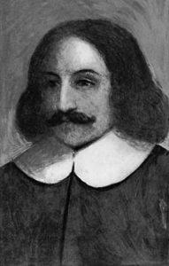 Первый губернатор колонистов У. Брэдфорд