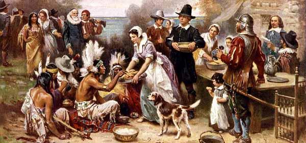Первый День Благодарения