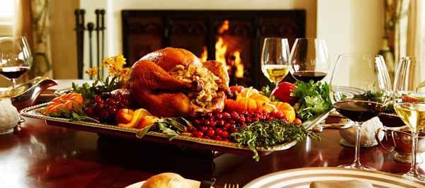Традиционные блюда на День Благодарения