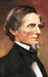 Джефферсон Дэвис. Президент КША