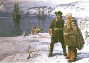 М. С. Гвоздёв и И. Федоров