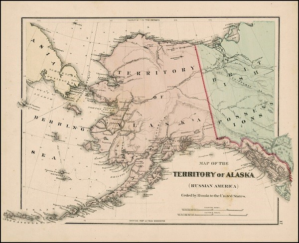 Приобретение Аляски