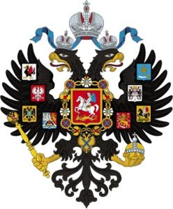 Русская Америка. Герб