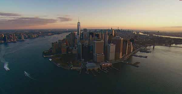 Город Большого Яблока – это Нью-Йорк