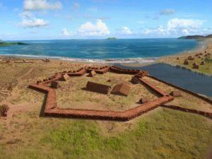 День Гавайского Флага Реконструкция Елизаветинской крепости на Гавайях