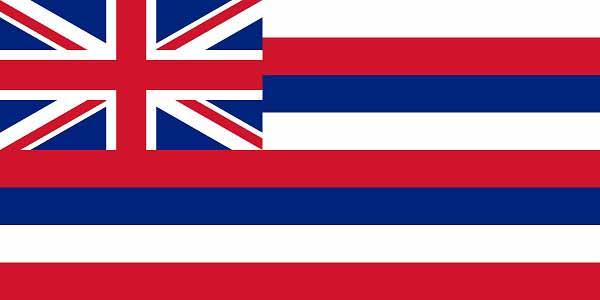 День Гавайского Флага Флаг штата Гавайские острова