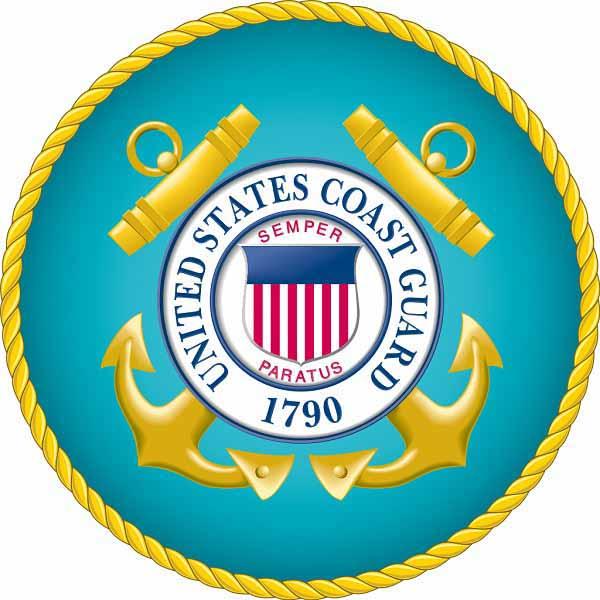 День береговой охраны США Эмблема Береговой охраны США