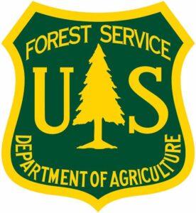 День защиты леса от пожара US Forest Service Logo
