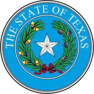Печать штата Техас